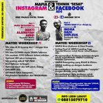 Workshop Instagram Tegal 2018